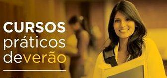 CONVITE PARA ENTREGA DE PROPOSTAS DE CURSOS PRÁTICOS DE VERÃO