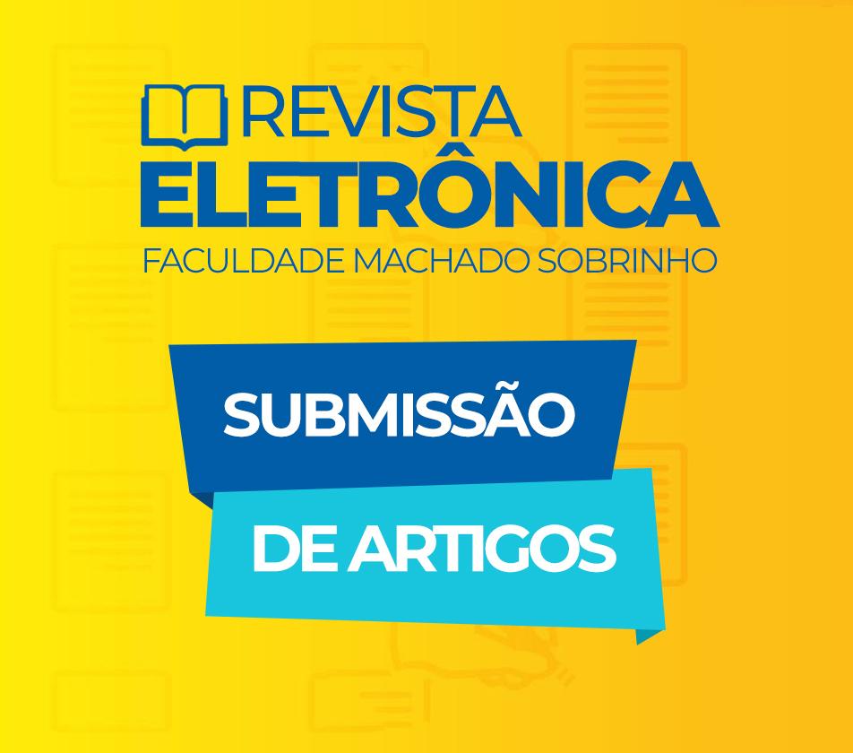 EDITAL PARA A REVISTA ELETRÔNICA MACHADO SOBRINHO